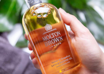 L'excellence de Molton Brown !